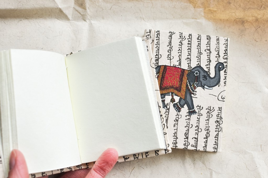 handmade notebook from india