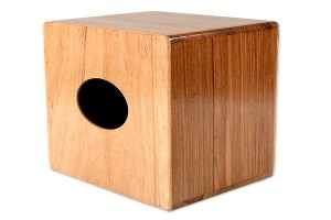 Mini Cajon - A Peruvian Percussion Instrument