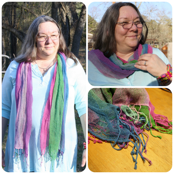 These 'Breezy Spring' Scarves are perfect for Spring!