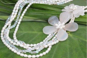 Choosing The Perfect Necklace For Your Wedding Day