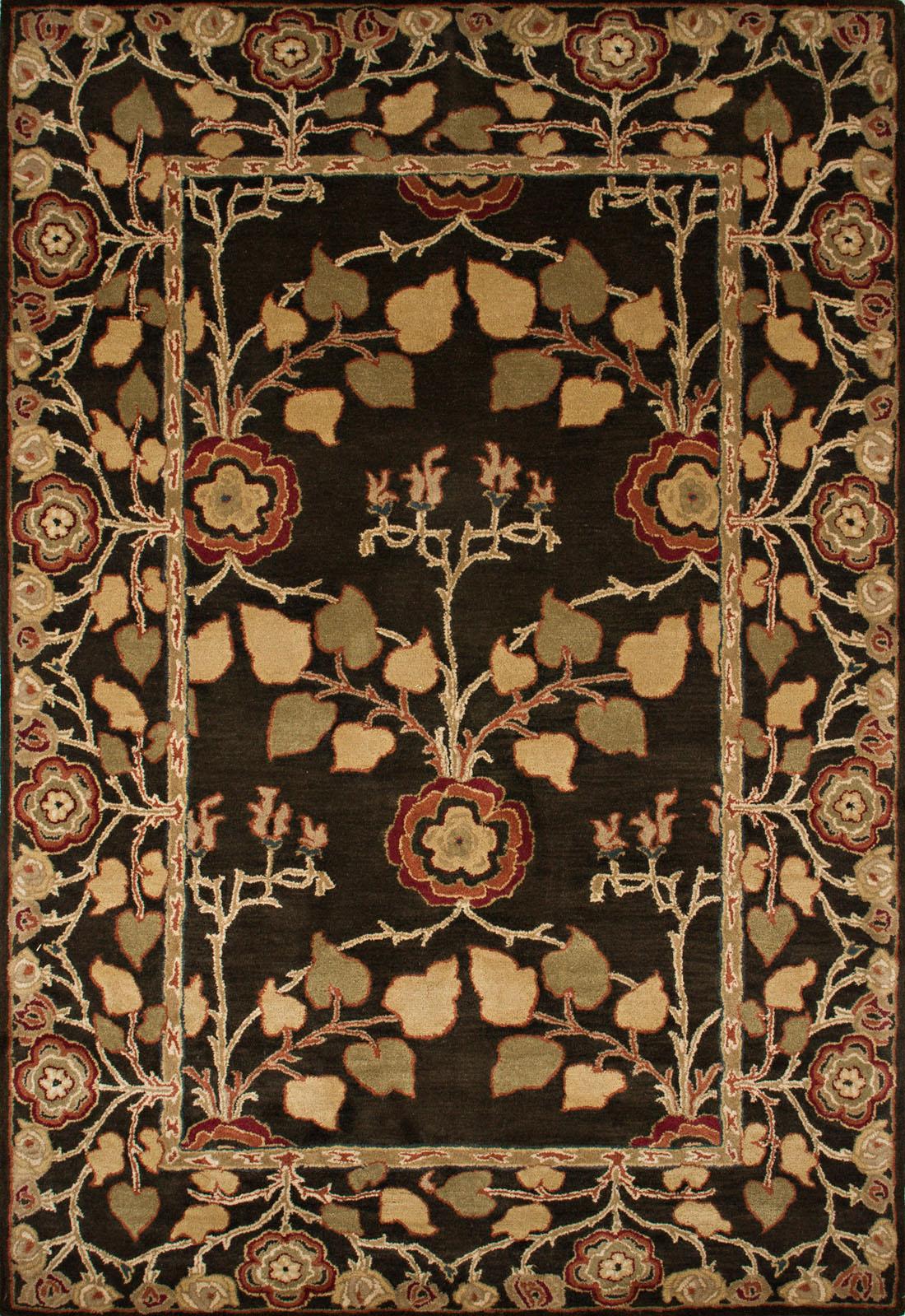 chenille area rug