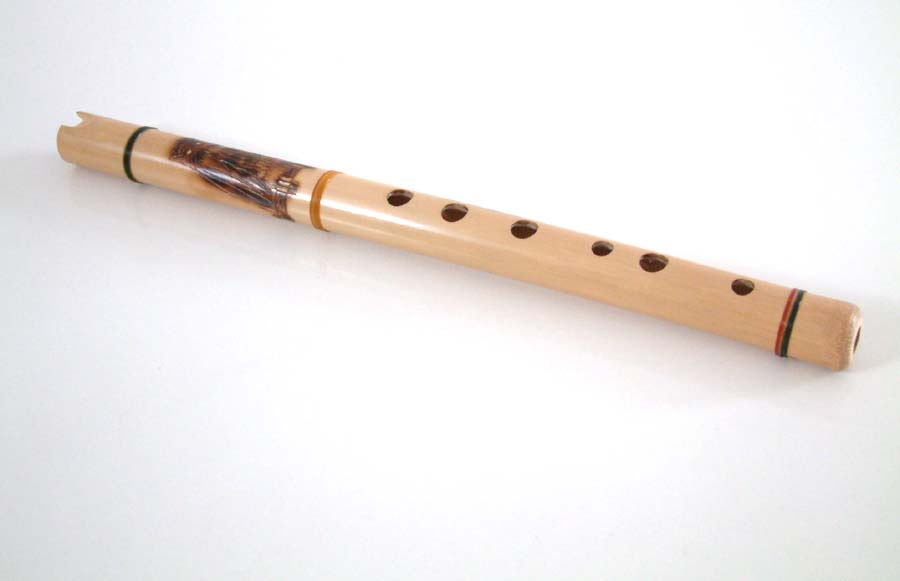 Peruvian Bamboo Quena Flute