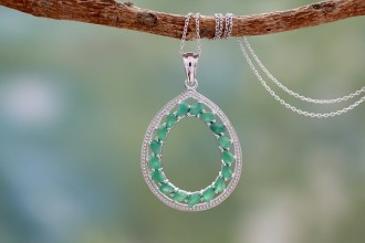 emerald image resized