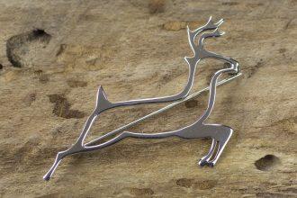 taxco silver brooch