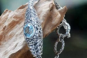 The Allure of Blue Topaz Jewelry