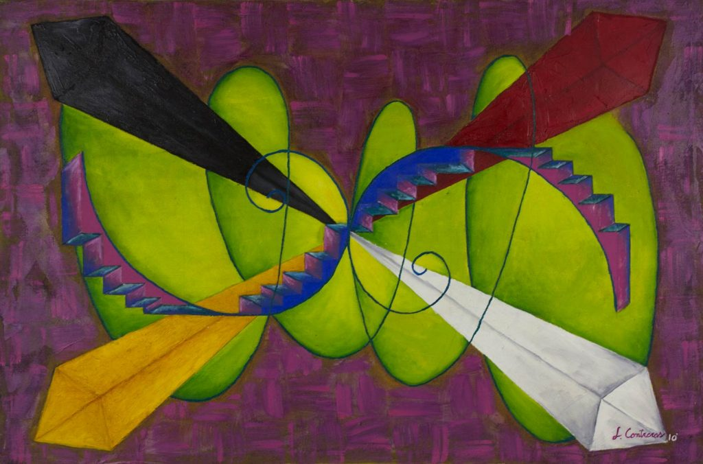 Choosing A Cubist Painting