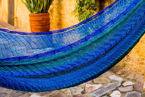 Handwoven Mayan Hammock