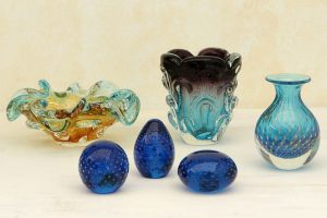 Brazilian Born, Murano Inspired Blown Glass