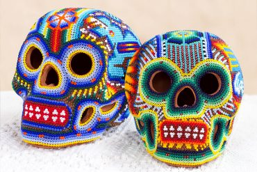 Handcrafting the Day of the Dead