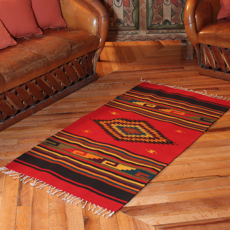 Handwoven Rugs Are Undoubtedly One Of The Wonders Of Latin
