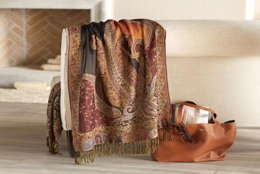 Falling into Fashion with the Shawl and Scarf