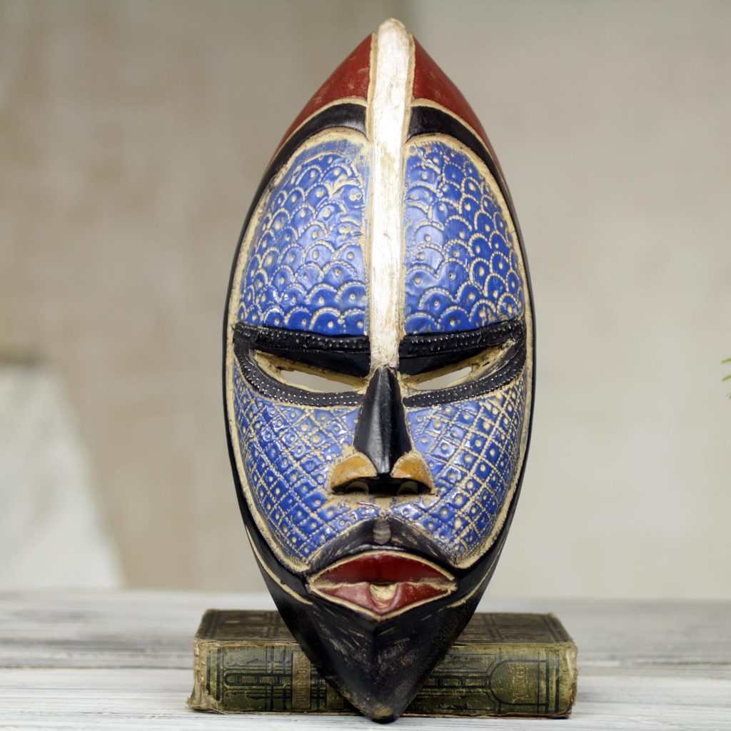 Exploring The History And Artistry Of African Masks