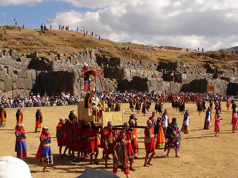 Peru's Inti Raymi Festival
