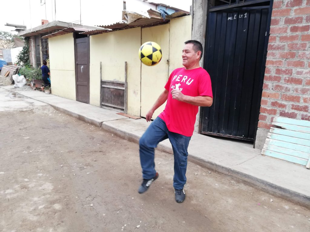 Story of a handmade soccer aficionado