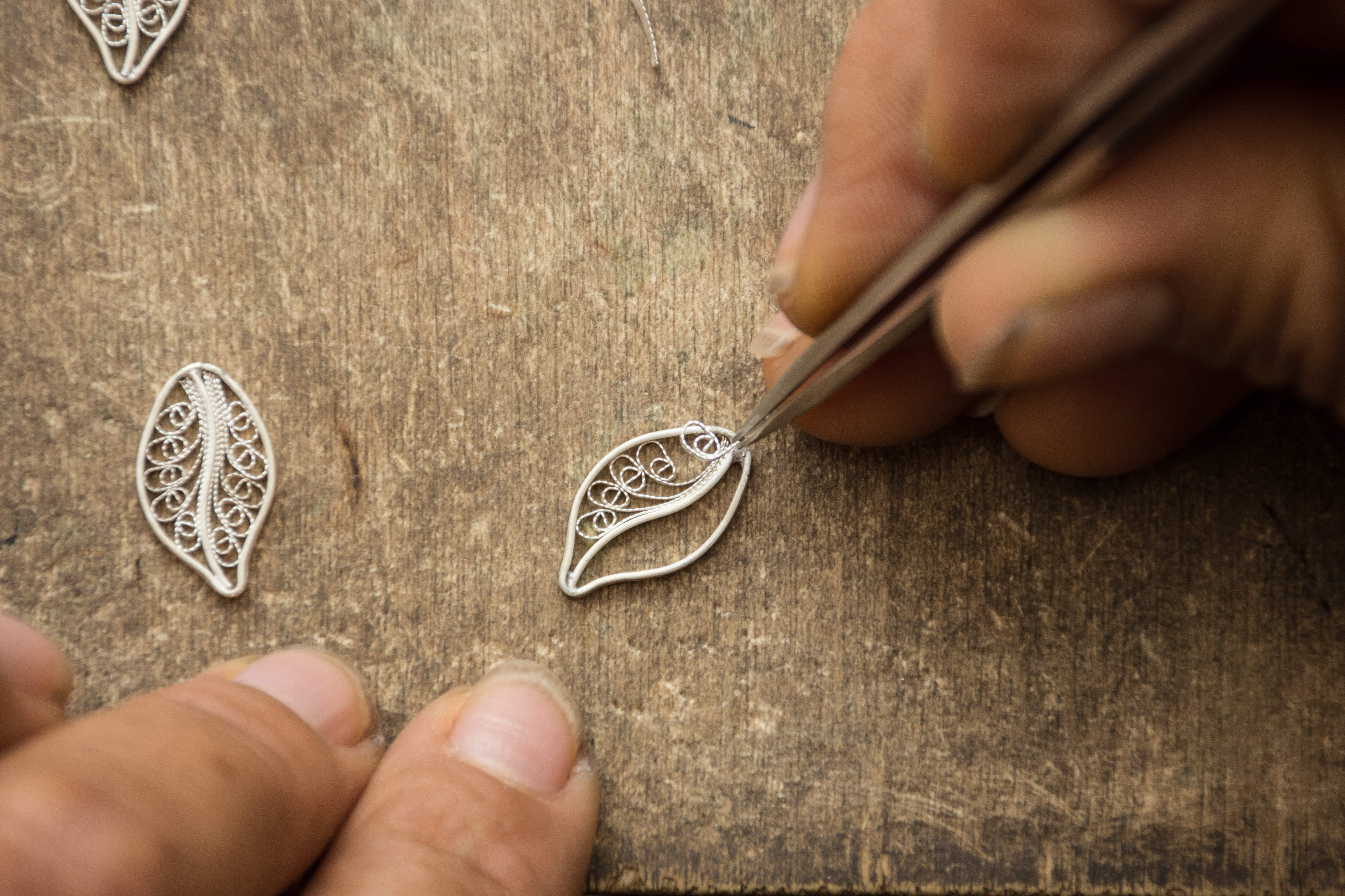 Art and tradition in silver