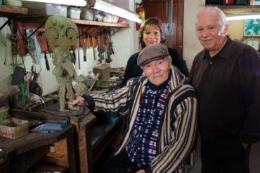 Creating Jewelry With a History: An Interview with Teodoro and the Melendez Family