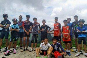 These Wild Boars (Thai Soccer Team) Burrow Deep!