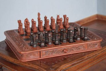 Chess, the Game of Kings..and everyone else