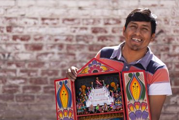 The retablo, when a religious tradition becomes popular art