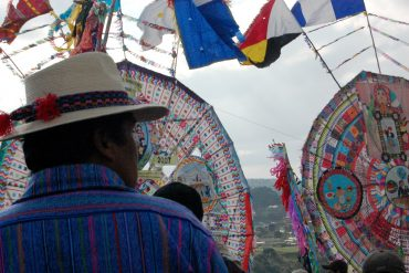 Guatemalan Day of the Dead: Giant Kites and A dish with 50 ingredients