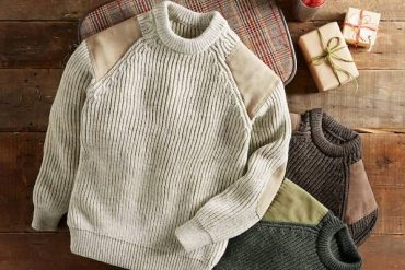 It's Sweater Weather: Fashions for Men and Women