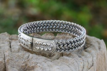 Silver Bracelet from Thailand