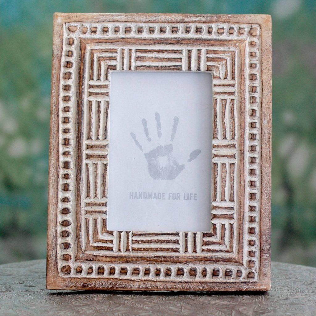 """Mughal Motifs"" Father's Day gift idea"