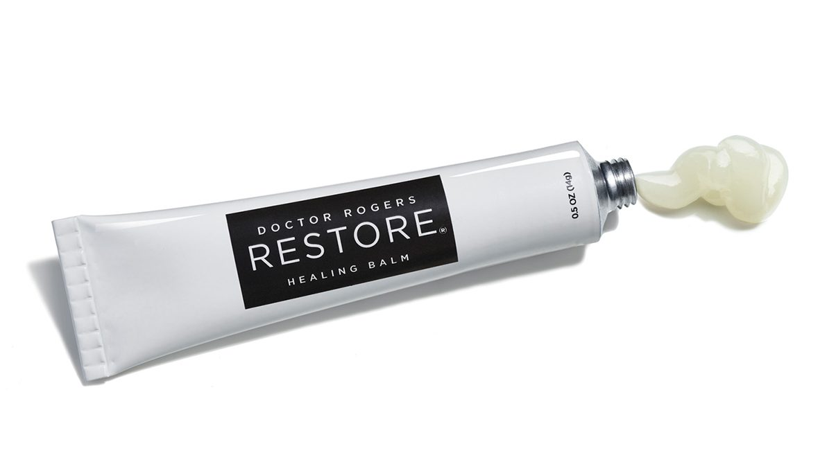 Doctor Rogers' RESTORE Healing Balm Clean Beauty Products Cruelty-free