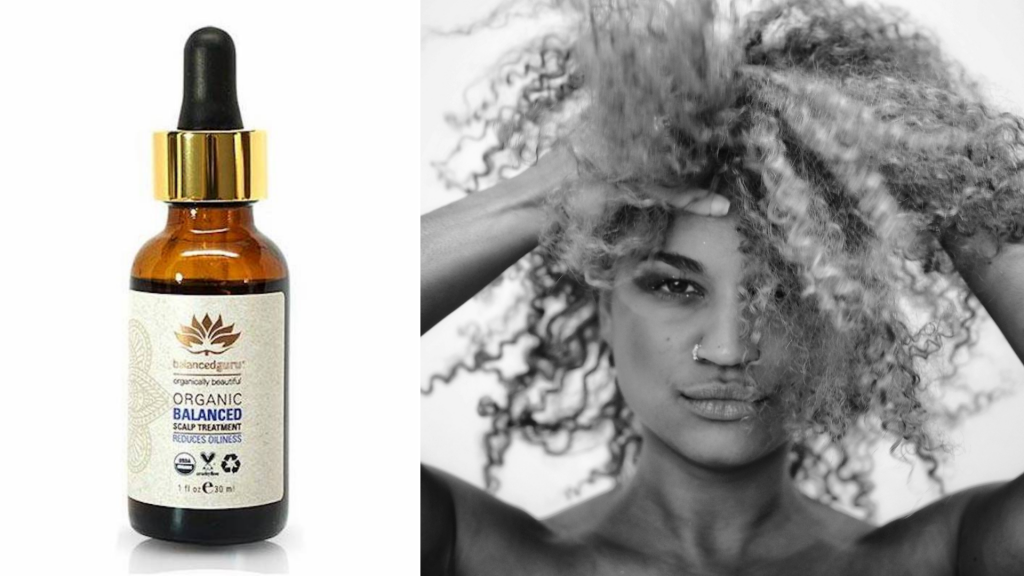 "Balanced Guru Vegan Organic Detox Scalp Treatment, ""Balanced Scalp Treatment"" Clean Beauty Products Cruelty-free"