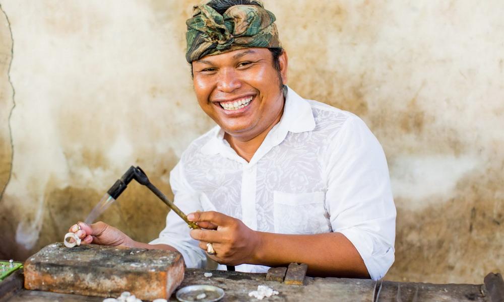 Buana - Handmade jewelry - Bali and Java