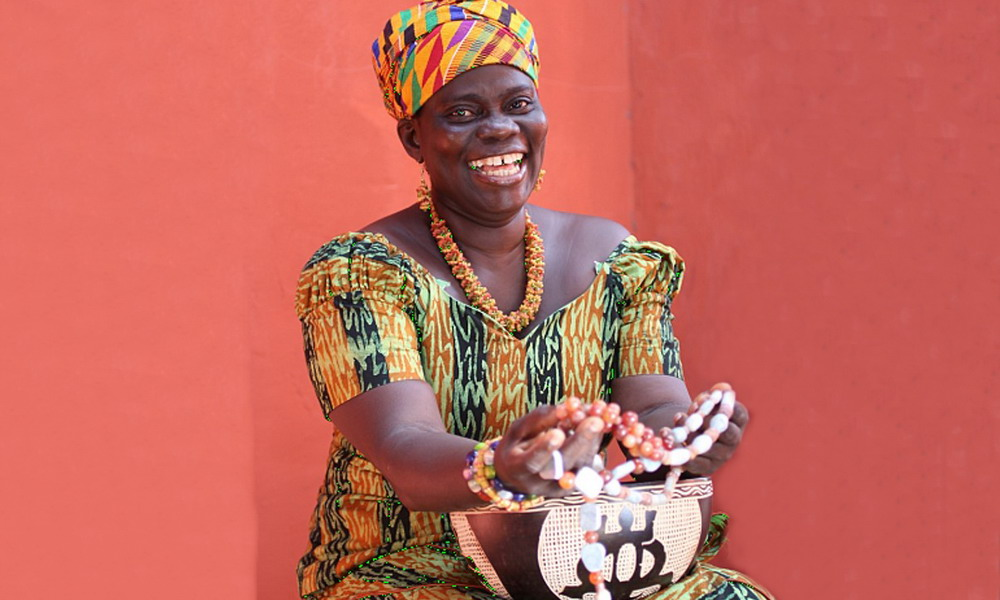 Rachel Armah - Beaded jewelry - West Africa