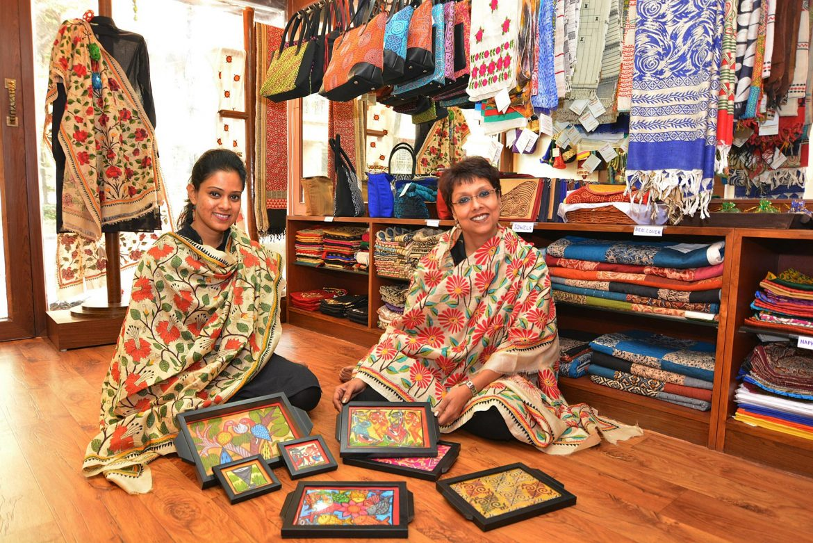 Indian Artisans Celebrate Peace And Truth In Trying Times