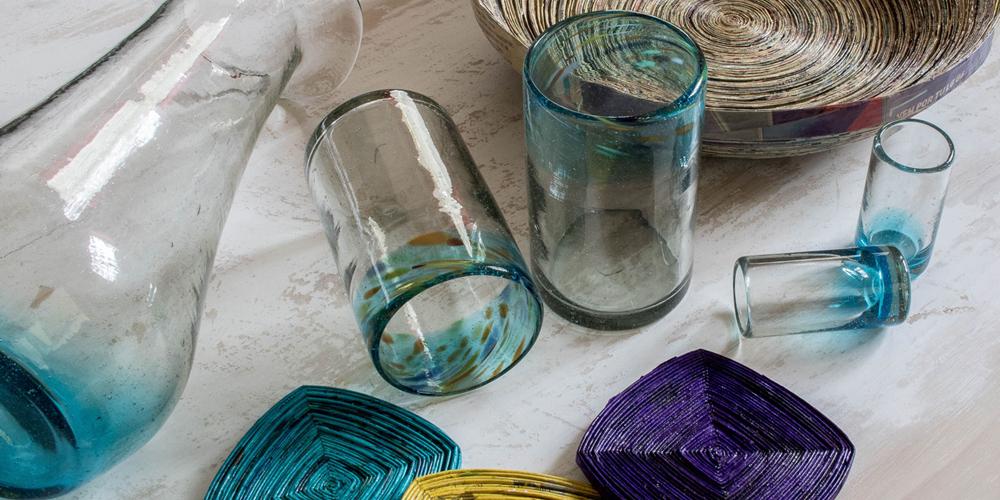 Aurora by Cantel Blown Glass Artisans | $110