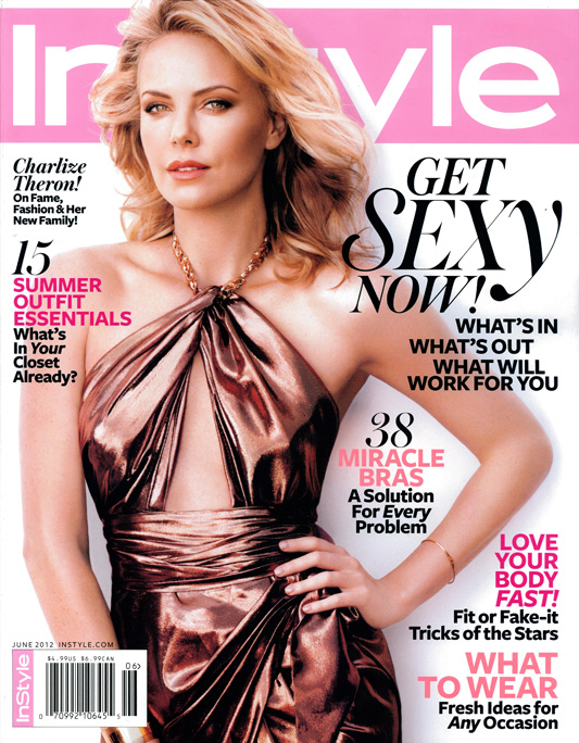Instyle – June 2012